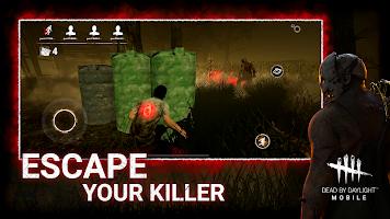 Screenshot 1: Dead by Daylight Mobile