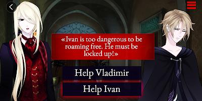Screenshot 4: Moonlight Lovers: Vladimir