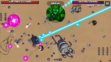 Screenshot 3: Mad Tank