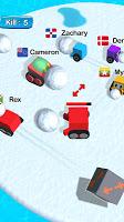Screenshot 2: 雪球大戰