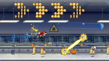 Screenshot 3: 瘋狂噴氣機