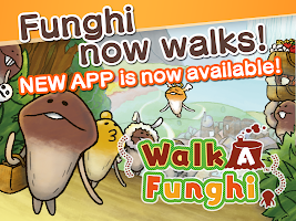Screenshot 1: Walk-A-Funghi