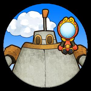 Icon: 巨人魯納和地底探險