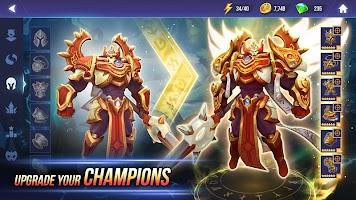 Screenshot 3: Dungeon Hunter Champions
