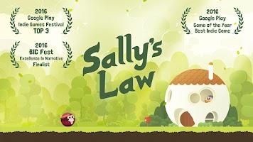 Screenshot 1: Sally's Law | Global