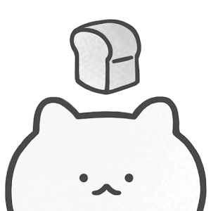 Icon: 고양이랑 식빵 구울래?