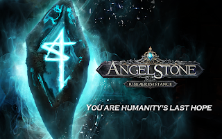 Screenshot 1: Angel Stone