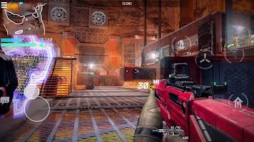 Screenshot 1: 無限行動 :未來的射擊遊戲