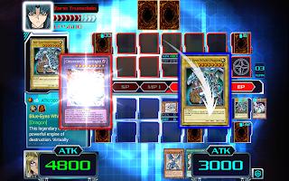 Screenshot 1: Yu-Gi-Oh! Duel Generation