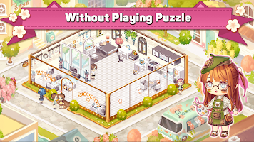 Screenshot 2: Kawaii Home Design - Decor & Fashion Game
