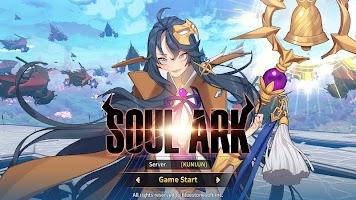 Screenshot 1: Soul Ark: Reboot
