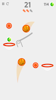 Screenshot 3: Dunk Line