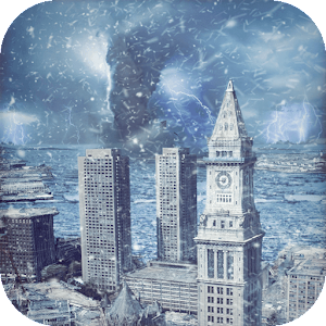 Icon: Escape Game - Escape the Town with Snowfall