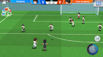 Screenshot 3: Captain Tsubasa ZERO -Miracle Shot- | Global