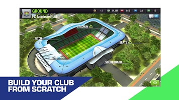 Screenshot 1: Top Eleven 2019 -  Be a soccer manager