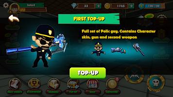 Screenshot 1: 最終決戰 : 強力植物