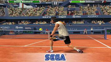 Screenshot 4: 虛擬網球
