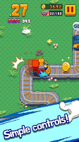 Screenshot 2: Infinite Train