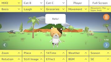 Screenshot 4: Story of Cats