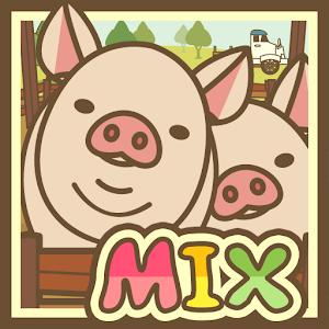 Icon: Pig Farm MIX | 일본버전