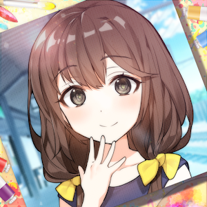Icon: Love is a Canvas : Anime Girlfriend Game