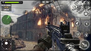 Screenshot 2: 機槍模擬器