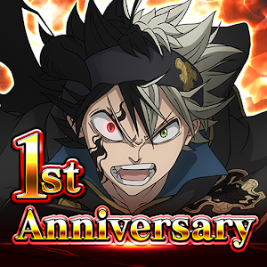 Icon: 黑色五葉草 夢幻騎士團