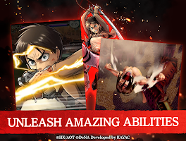 Screenshot 4: Attack on Titan TACTICS | Global(English/Japanese)