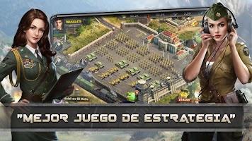 Screenshot 4: Z Day: Héroes de Guerra y Estrategia en MMO
