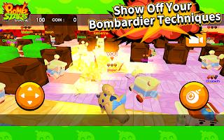 Screenshot 3: BombSTARS
