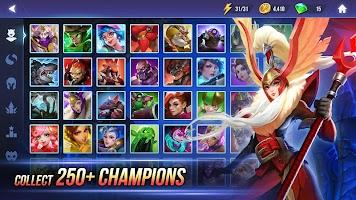 Screenshot 2: Dungeon Hunter Champions