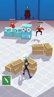 Screenshot 4: Agent Action