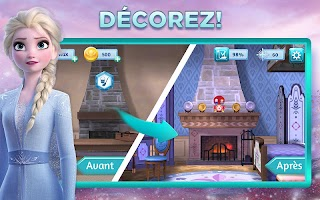 Screenshot 3: Les aventures Disney Frozen