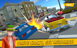 Screenshot 3: Crazy Taxi™ City Rush