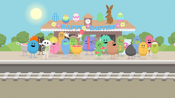 Screenshot 1: Dumb Ways to Die Original