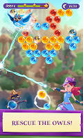 Screenshot 1: Bubble Witch 3 Saga