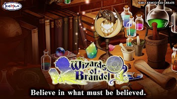 Screenshot 1: Wizard of Brandel
