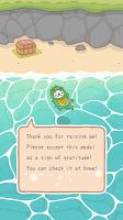Screenshot 3: 떠있는 해달