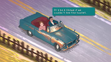 Screenshot 4: Sunset Road