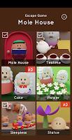 Screenshot 1: 逃離鼴鼠之家