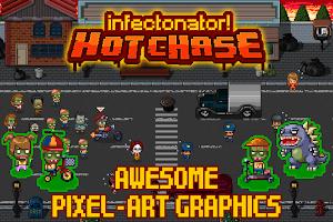 Screenshot 1: Infectonator Hot Chase