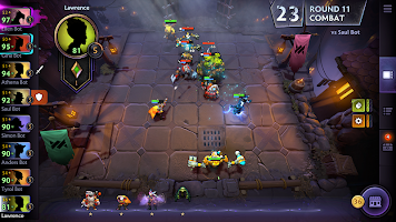 Screenshot 3:  Dota Underlords