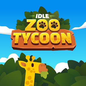 Icon: Idle Zoo Tycoon 3D - Animal Park Game