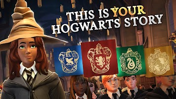 Screenshot 1: Harry Potter: Hogwarts Mystery
