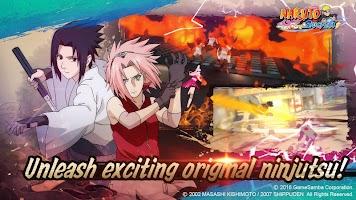 Screenshot 2: Naruto: Slugfest