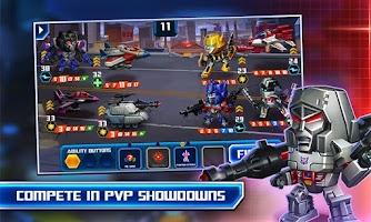 Screenshot 1: TRANSFORMERS: Battle Tactics
