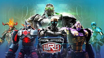 Screenshot 1: Real Steel World Robot Boxing