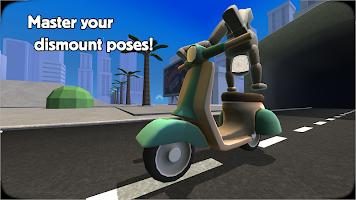 Screenshot 1: Turbo Dismount™