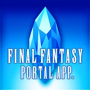 Icon: Final Fantasy Portal App