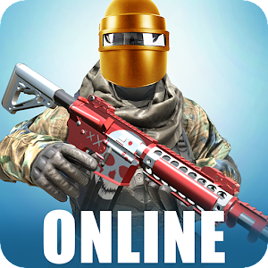 Icon: Strike Force - Online FPS
